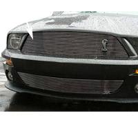 2007-2009 Mustang GT500 Upper Grille Overlay