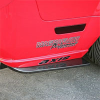 Mustang S197 Rear Bumper Skirts - 05-09