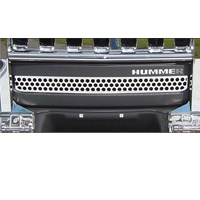 Hummer H3 SS Lower Grille Overlay