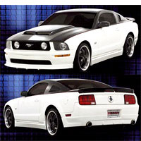 "2005+ Mustang Razzi 4pc. ""Colt"" Body Kit - GT & V6"
