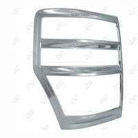 Ford Super Duty Coast2Coast Chrome Headlight Accents - 08-10
