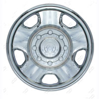 "Ford Super Duty Chrome Impostor Wheel Skins 18"" Wheel - 05-10"