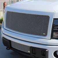 Ford F-150 SW Grille Upper Insert - 2013+
