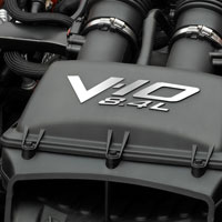 "Viper Air Box Letters ""V-10 8.4L"" Polished - 08-10"
