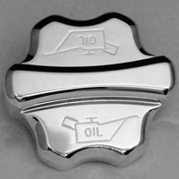 2010+ Camaro V8 Billet Main Oil Cap Cover