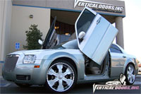 Chrysler 300 Bolt-On Vertical Doors Door Kit - 1999 & Up