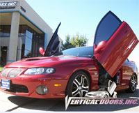 Pontiac GTO Bolt-On Vertical Doors Door Kit - 04-06