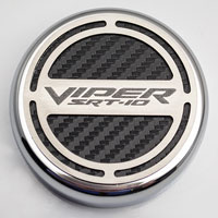Viper SRT 10 Cap Cover Set w/Customizable Colors - 03-10