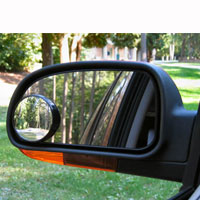 Wide Angle Signal Mirror® Universal