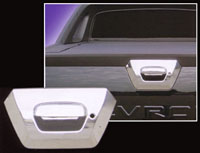 Avalanche ABS Chrome Tail Gate Handle Cover