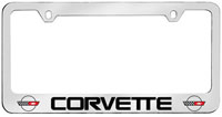 Corvette C4 License Plate Frame