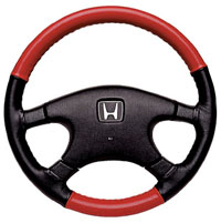 EuroTone 2 Color Genuine Leather Wheel Cover