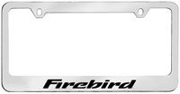 Firebird License Plate Frame