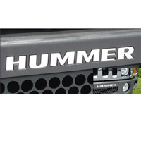 Hummer Inserts H3 (06-09)