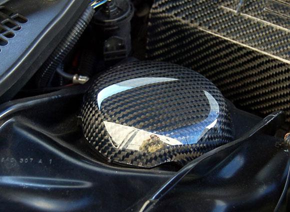 Challenger Carbon Fiber Strut Covers Cdcstrutcovers