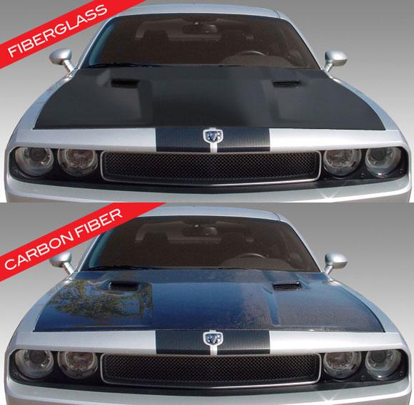 Challenger Hood Carbon Fiber Or Fiberglass Cdchallengerhood 1 Parts