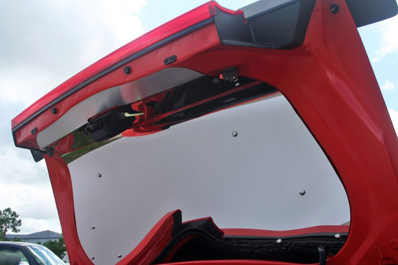 Challenger Polished Trunk Lid Liner 08 13 151029 Parts Accessories For