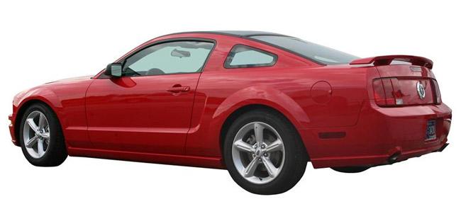 2010 Mustang GT Wheel & Tire Set 18X7 5 Spoke/Pirelli ...