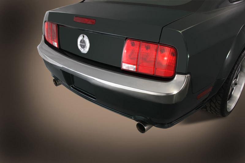 2005 2009 Mustang Retro Usa Rear Bumper Mt1rb A 499