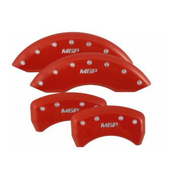 Marauder Full Set (4) Caliper Covers w/ MGP Logo - 03-04
