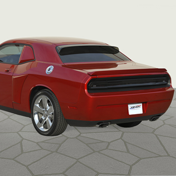 dodge challenger gts solarwing ii 08 13 51162 parts accessories for mustang