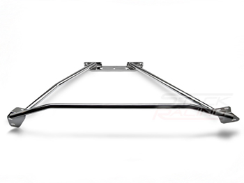 Chrome Mustang Strut Tower Brace - 94-04