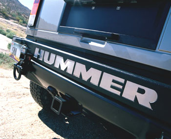 Hummer Inserts H2 (03-09)