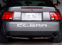 1996-2004 Mustang Cobra Inserts