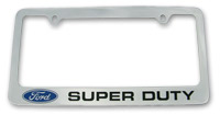 Super Duty License Plate Frame